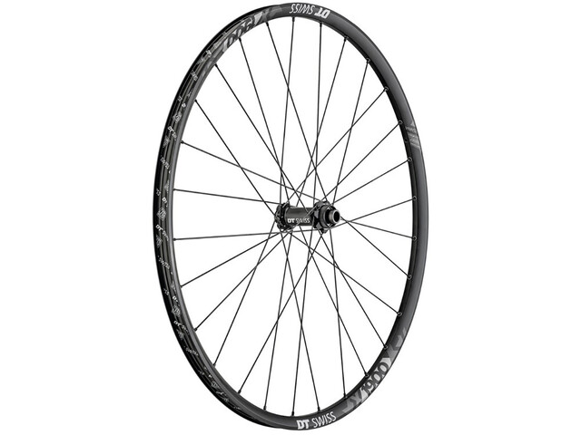 "DT Swiss X 1900 Spline Roue avant 29"" Disc CL Axe traversant 110/15mm, black"
